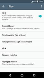 Sony Xperia X Performance (F8131) - MMS - Configuration manuelle - Étape 5
