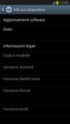 Samsung Galaxy Note II - Software - Installazione degli aggiornamenti software - Fase 6