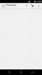 Sony Xperia T - E-Mail - Konto einrichten - Schritt 4
