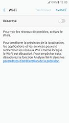 Samsung Galaxy A3 (2017) - WiFi - Configuration du WiFi - Étape 6