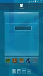 Samsung G850F Galaxy Alpha - Operazioni iniziali - Installazione di widget e applicazioni nella schermata iniziale - Fase 6