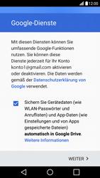 LG H850 G5 - E-Mail - Konto einrichten (gmail) - Schritt 14