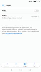 Huawei P9 Lite - Android Nougat - Wi-Fi - Accéder au réseau Wi-Fi - Étape 4