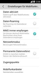 Huawei Ascend Y530 - MMS - Manuelle Konfiguration - 0 / 0