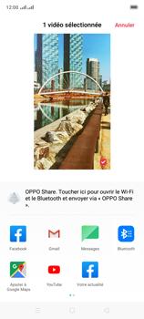 Oppo A9 2020 - Photos, vidéos, musique - Créer une vidéo - Étape 16