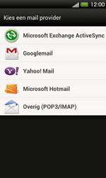 HTC T320e One V - e-mail - handmatig instellen - stap 5
