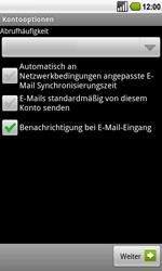 BASE Lutea 1 - E-Mail - Konto einrichten - Schritt 15