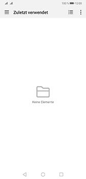 Huawei Mate 20 - MMS - Erstellen und senden - 16 / 22