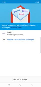 Samsung Galaxy Note 10 - E-Mail - 032b. Email wizard - Yahoo - Schritt 14