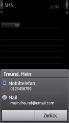 Nokia N8-00 - MMS - Erstellen und senden - Schritt 9