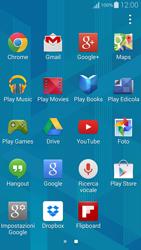 Samsung G850F Galaxy Alpha - Applicazioni - Installazione delle applicazioni - Fase 3