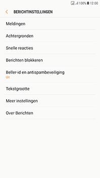 Samsung J730F Galaxy J7 (2017) (DualSIM) - SMS - handmatig instellen - Stap 6