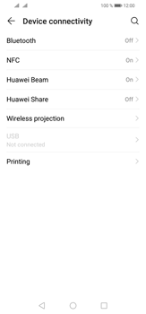 Huawei P30 Lite - Bluetooth - Connecting devices - Step 4