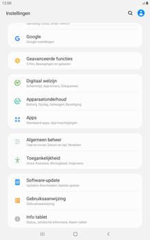 Samsung galaxy-tab-a-8-0-lte-2019-sm-t295 - Instellingen aanpassen - Fabrieksinstellingen terugzetten - Stap 4