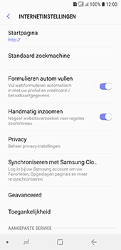 Samsung Galaxy A6 - Internet - handmatig instellen - Stap 31
