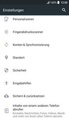 HTC U Play - Fehlerbehebung - Handy zurücksetzen - 0 / 0