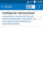 Samsung J100H Galaxy J1 - WLAN - Manuelle Konfiguration - Schritt 5