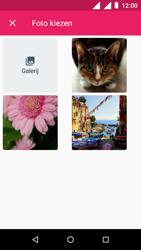 Nokia 1 - MMS - Afbeeldingen verzenden - Stap 13