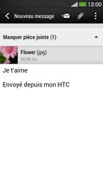 HTC Desire 500 - E-mail - envoyer un e-mail - Étape 15