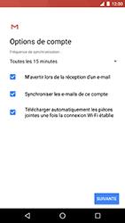 LG Nexus 5X - Android Oreo - E-mail - Configuration manuelle (yahoo) - Étape 11