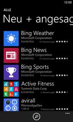 Nokia Lumia 925 - Apps - Installieren von Apps - Schritt 9
