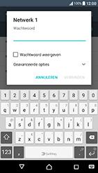 Sony Xperia X Compact (F5321) - Wi-Fi - Verbinding maken met Wi-Fi - Stap 7