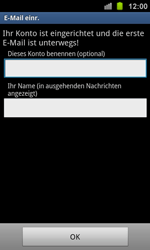 Samsung I8160 Galaxy Ace 2 - E-Mail - Konto einrichten - Schritt 15