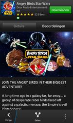 BlackBerry Z10 - Applicaties - Downloaden - Stap 17