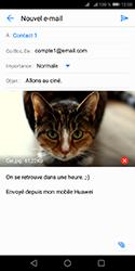 Huawei Y5 (2018) - E-mails - Envoyer un e-mail - Étape 14