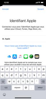Apple iPhone XR - iOS 13 - Données - créer une sauvegarde avec votre compte - Étape 5