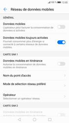 Huawei P9 Lite - Android Nougat - Internet - activer ou désactiver - Étape 6