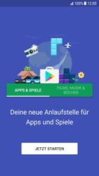 Samsung Galaxy S6 - Android Nougat - Apps - Einrichten des App Stores - Schritt 18