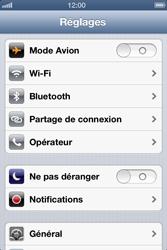 Apple iPhone 4S - Logiciels - Installation de mises à jour - Étape 5