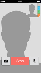 Apple iPhone 5 - Applicaties - FaceTime gebruiken - Stap 11