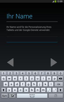 Samsung T315 Galaxy Tab 3 8-0 LTE - Apps - Konto anlegen und einrichten - Schritt 6