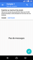 Sony Xperia XA (F3111) - Android Nougat - E-mail - Configuration manuelle - Étape 23