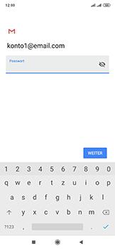 Xiaomi Mi Mix 3 5G - E-Mail - Manuelle Konfiguration - Schritt 13