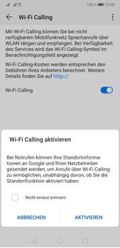 Huawei P20 Pro - Android Pie - WiFi - WiFi Calling aktivieren - Schritt 8