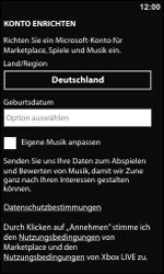 Nokia Lumia 800 - Apps - Konto anlegen und einrichten - 18 / 22
