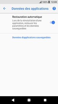 Sony Xperia XA2 Ultra - Aller plus loin - Gérer vos données depuis le portable - Étape 13