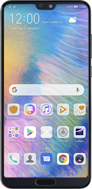 Huawei P20 Pro - Android Pie - Mobile phone - How to perform a soft reset - Step 2