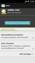 Sony Xperia J - Apps - Herunterladen - 15 / 25