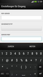 HTC Desire 601 - E-Mail - Konto einrichten - Schritt 13