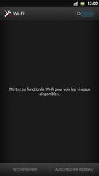 Sony Xperia S - WiFi - Configuration du WiFi - Étape 5