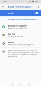 Huawei Y5 (2019) - Appareil - configurer Localiser mon appareil - Étape 6