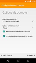 Alcatel OT-6039Y Idol 3 (4.7) - E-mail - Configuration manuelle - Étape 18