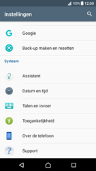 Sony Xperia XA (F3111) - Android Nougat - Toestel - Software update - Stap 5