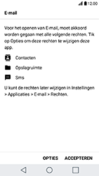 LG K10 (2017) - E-mail - Handmatig instellen - Stap 11