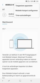 Samsung Galaxy A7 (2018) - Internet - mijn data verbinding delen - Stap 8
