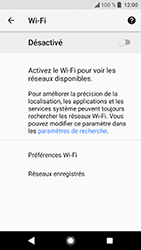 Sony Xperia XA2 - Internet et connexion - Accéder au réseau Wi-Fi - Étape 6